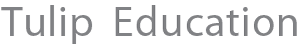 Tulip Education Logo